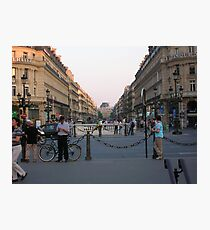 Parisian Lifestyles - Paris Photographic Print