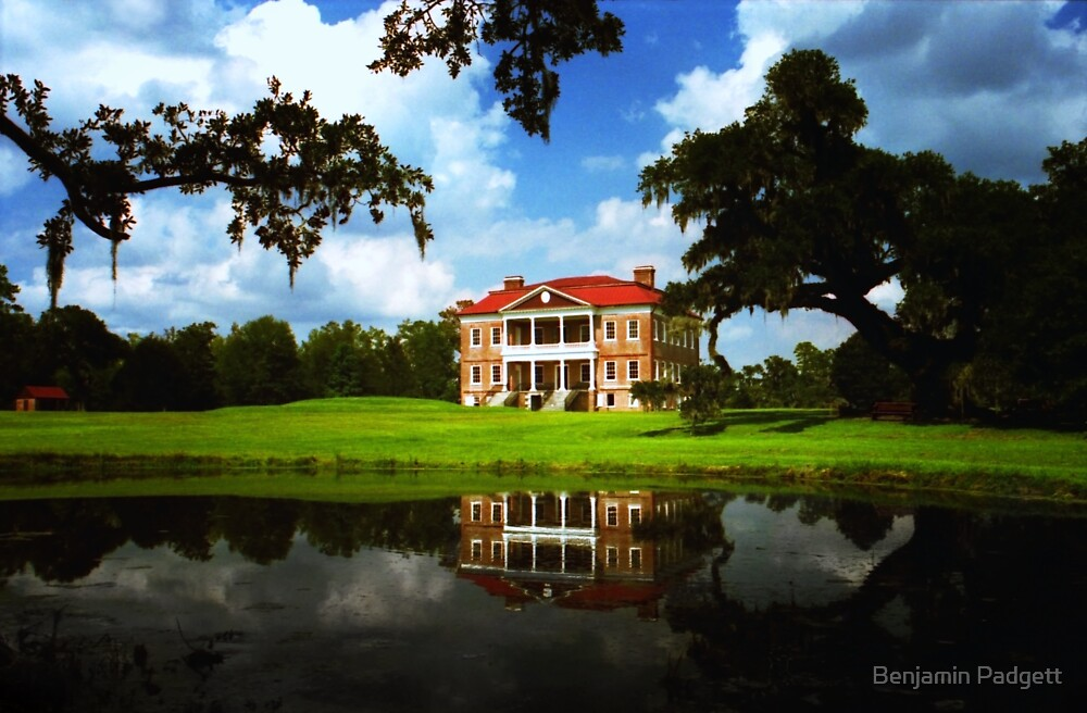 Drayton Hall, Charleston, SC by Benjamin Padgett
