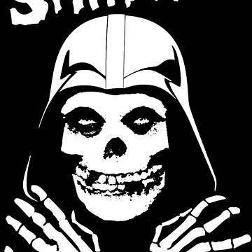 Misfits SITHFITS Crimson Ghost by SkullDezign