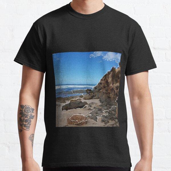 Stitched Landscape White #1 Classic T-Shirt