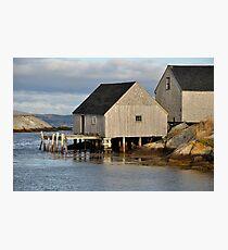 Peggy's Cove - Nova Scotia Photographic Print