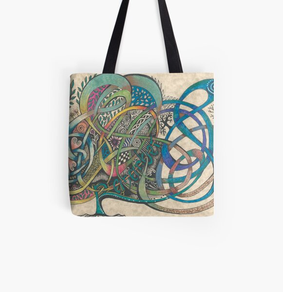 Remember - Special Edition All Over Print Tote Bag