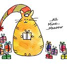 All the gifts are mine  by MahsaWatercolor