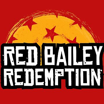 Red Bailey Redemption by kamal-creations