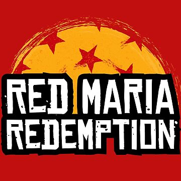 Red Maria Redemption by kamal-creations