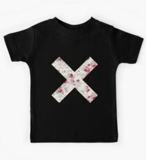 The XX Logo (Floral Pattern) Kids Tee