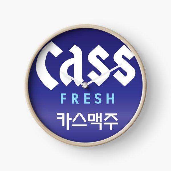 Cass Fresh Korean Beer Clock
