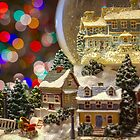 Christmas Inside the Globe by Randy Turnbow