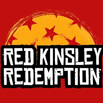 Red Kinsley Redemption by kamal-creations