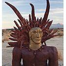 Sun god by Breceda at Borrego Springs by jcmeyer