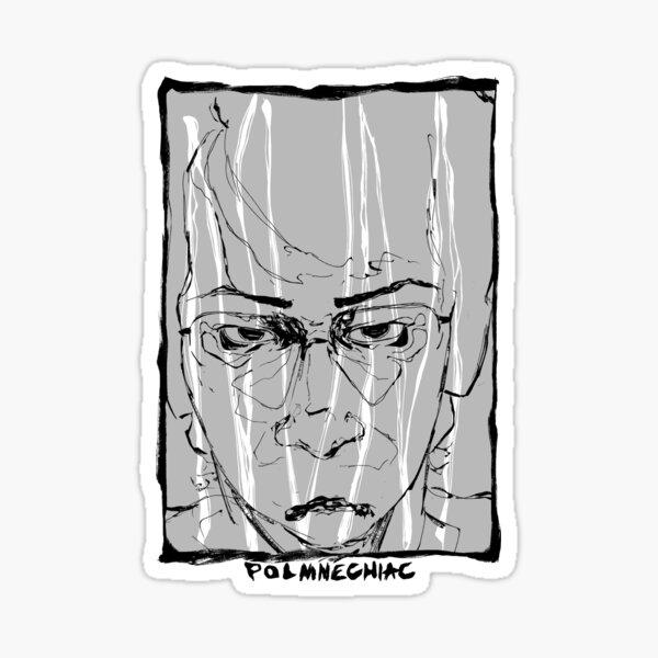 Meanie Sticker
