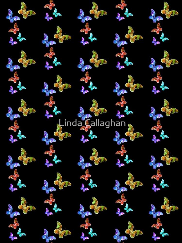 Rainbow Butterflies by LindArt1