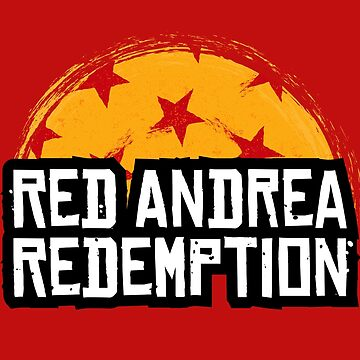 Red Andrea Redemption by kamal-creations