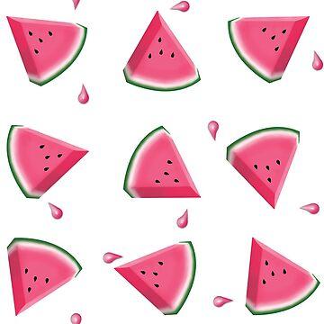 Juicy Watermelon by ElysiumDesign