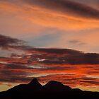 Stac Pollaidh at Sunrise by derekbeattie
