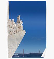 Landmarks Poster
