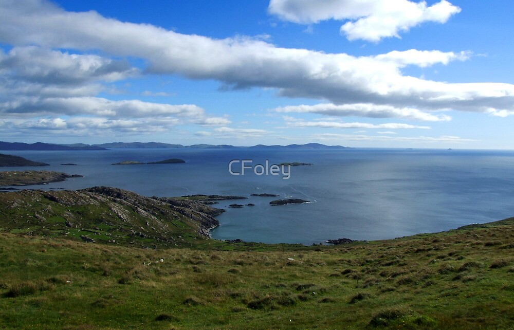 Ring of Kerry - Kerry, Ireland by CFoley