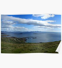 Ring of Kerry - Kerry, Ireland Poster