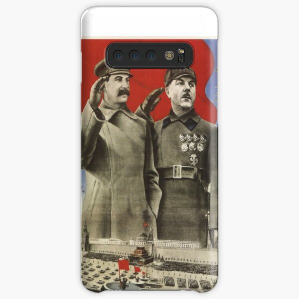 Soviet Red Army Poster Samsung Galaxy Snap Case