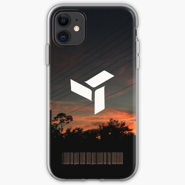 EDEN Logo - i could be your lover and you could be my heartache iPhone Soft Case