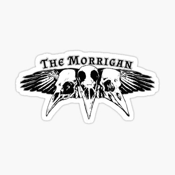 The Morrigan Sticker