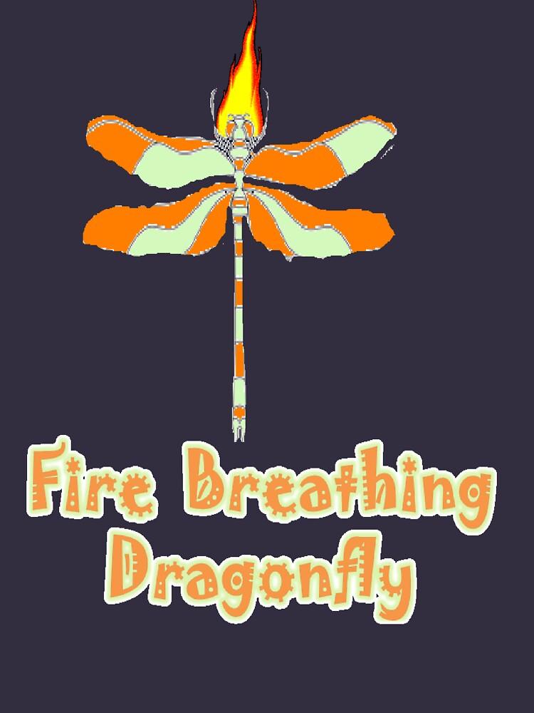 Dragon Fly by PrettyNickie