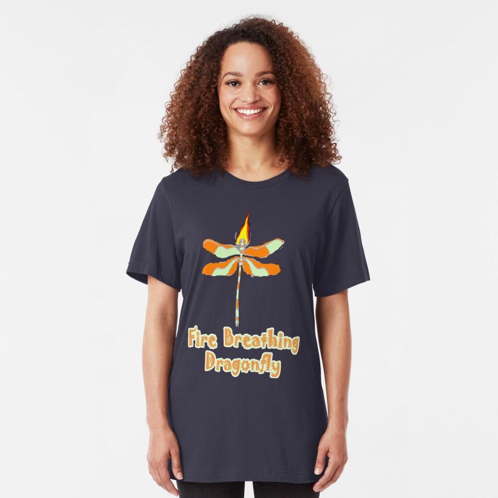 Dragon Fly Slim Fit T-Shirt