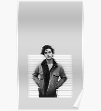 COLE riverdale Poster