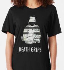 DEATH GLITCH Slim Fit T-Shirt
