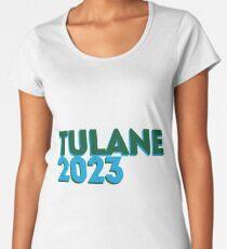 Tulane 2023 Women's Premium T-Shirt