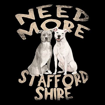 Need More Staffordshire by ockshirts