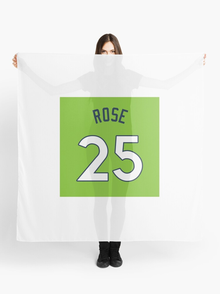 new product e5e86 93f0d Derrick Rose Wolves Jersey | Scarf