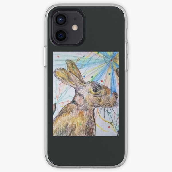 Mr Hare iPhone Soft Case