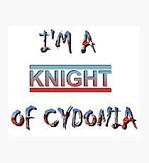 Cydonia Photographic Print