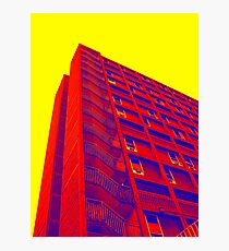 Parkhill popart (part 1 of 6) Photographic Print