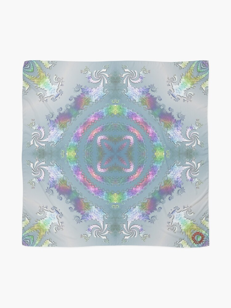 Alternate view of D1G1TAL-M00DZ ~ GALLIMAUFRY ~ Nebula 4 by tasmanianartist 131218 Scarf