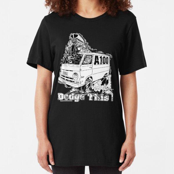 DODGE THIS ! Slim Fit T-Shirt