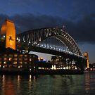 Sydney Harbour Bridge - Sydney, AUS by Olivia Son