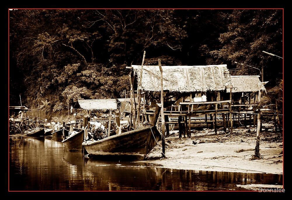 Village by Donnalee