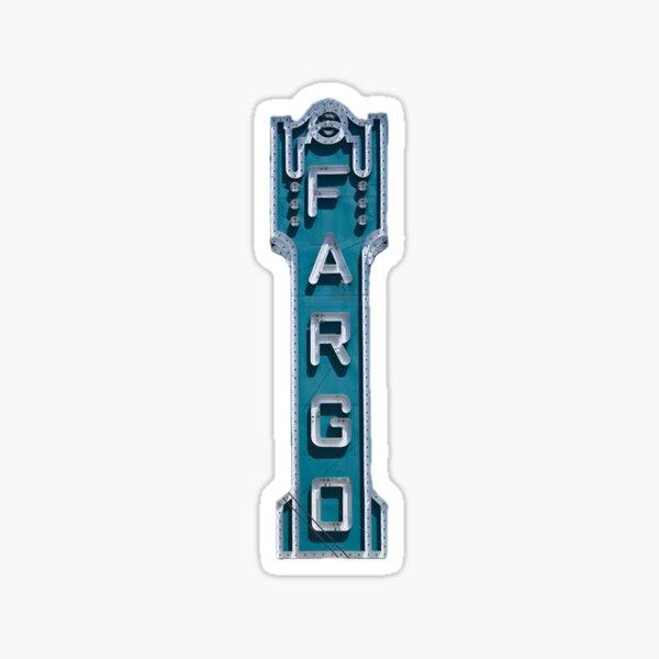 Fargo Pegatina