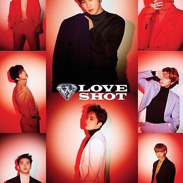 EXO Love Shot by nurfzr