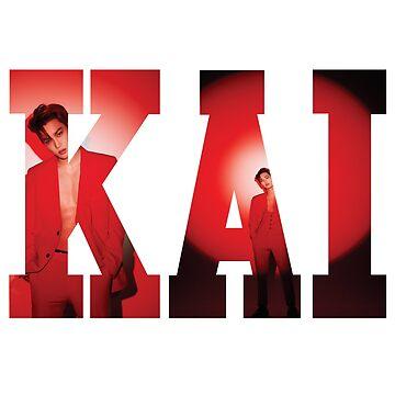 Kai EXO Love Shot by nurfzr