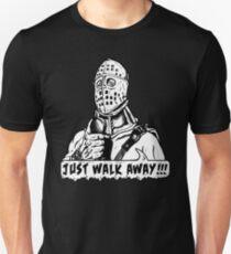Wasteland Karaoke 2 Slim Fit T-Shirt