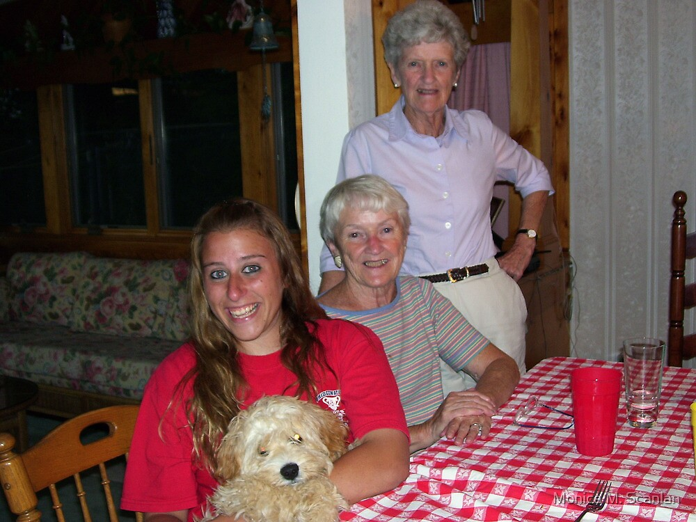 Two Generations Plus One by Monica M. Scanlan