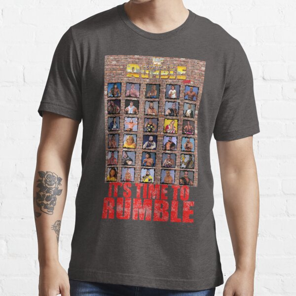 It's Time to Rumble Essential T-Shirt