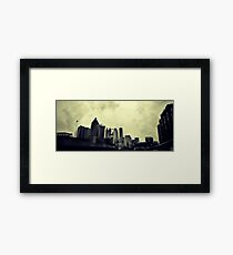 The Day Before Tomorrow Framed Print