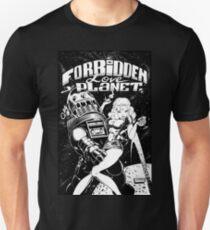FORBIDDEN LOVE PLANET Unisex T-Shirt