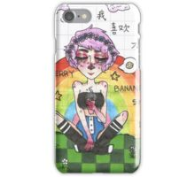 Chill Out iPhone Case/Skin