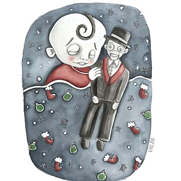 How many sleeps 'til Christmas? by EstrangedShop