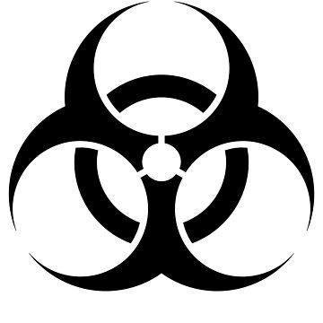 Bio Hazard Biohazard symbol by phil009